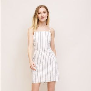 Dynamite stripped summer dress